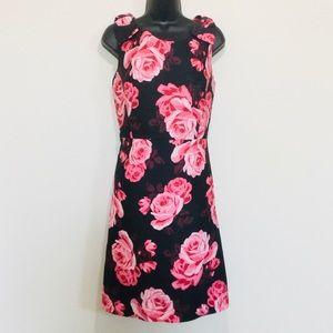 Kate Spade Rambling Roses A-line Dress